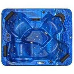 Jacuzzi esterno SPAtec 500B blu