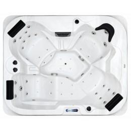 Jacuzzi esterno SPAtec 500B bianco